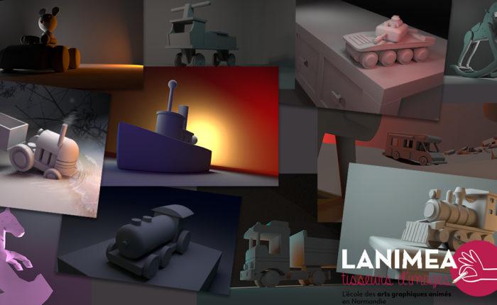 Lanimea-ANIMATEUR- D- D-Pele-mele-Modelisation- D-Maya-Lanimea
