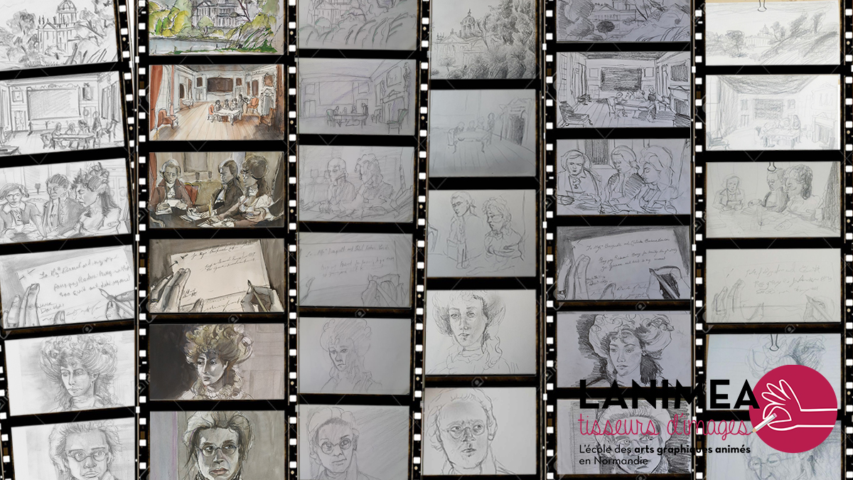 Lanimea-STORYBOARD-Pele-mele-croquis-ciné-Barry-Lyndon-Lanimea