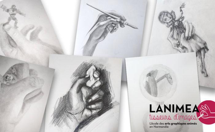 Lanimea-Art-plastique-Pele-mele-Autoportrait-mains-lanimea