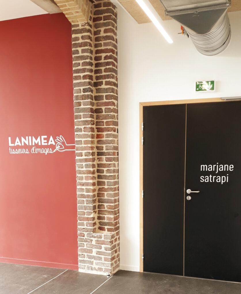 Lanimea-ECOLE-Lanimea-Couloir-Tissages